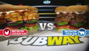 Subway // BBQ Bacon TV Commercials