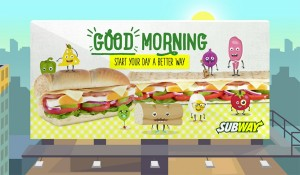 Subway // Good Morning