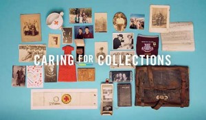 SLQ // Caring for Collections